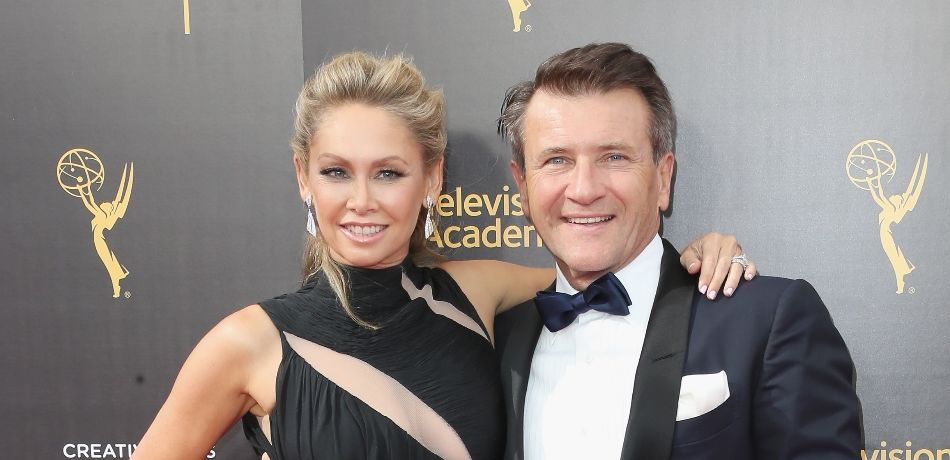 Kym Herjavec Reveals Her Post-Baby Body In A Crop Top Seven Months After Giving Birth To Twins