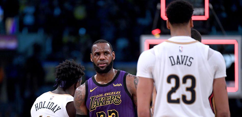 NBA Explains Why LeBron James Won't Receive Punishment For Alleged Recruitment Of Anthony Davis