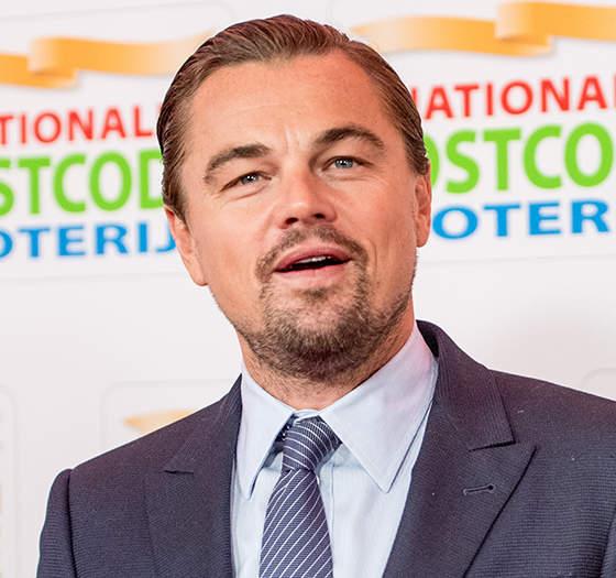 Leonardo DiCaprio Is Possibly Buying $2.5 Million Dinosaur Bone Art