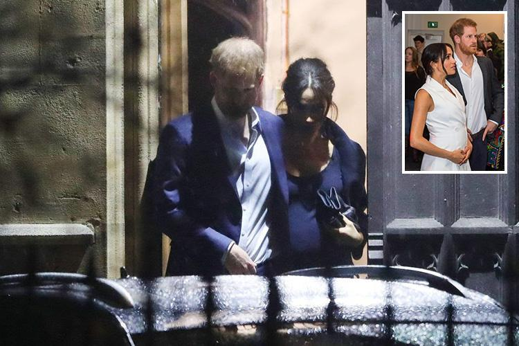 People think a new Meghan Markle photo suggests she's further along in her pregnancy than previously thought – and experts agree