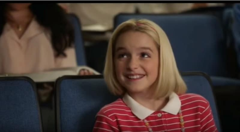 Who plays Paige on Young Sheldon cast? Mckenna Grace is back for new episode