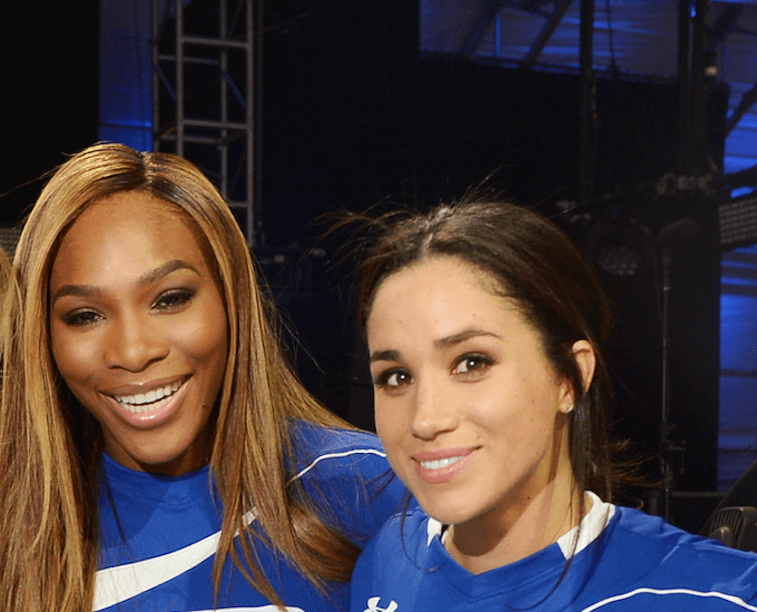 Will Serena Williams be Godmother to Prince Harry and Meghan Markle's Baby?