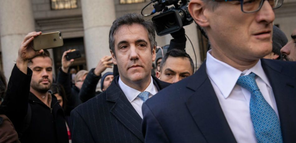 Michael Cohen Could Receive 'Substantial' Prison Term If Federal Prosecutors Get What They Want