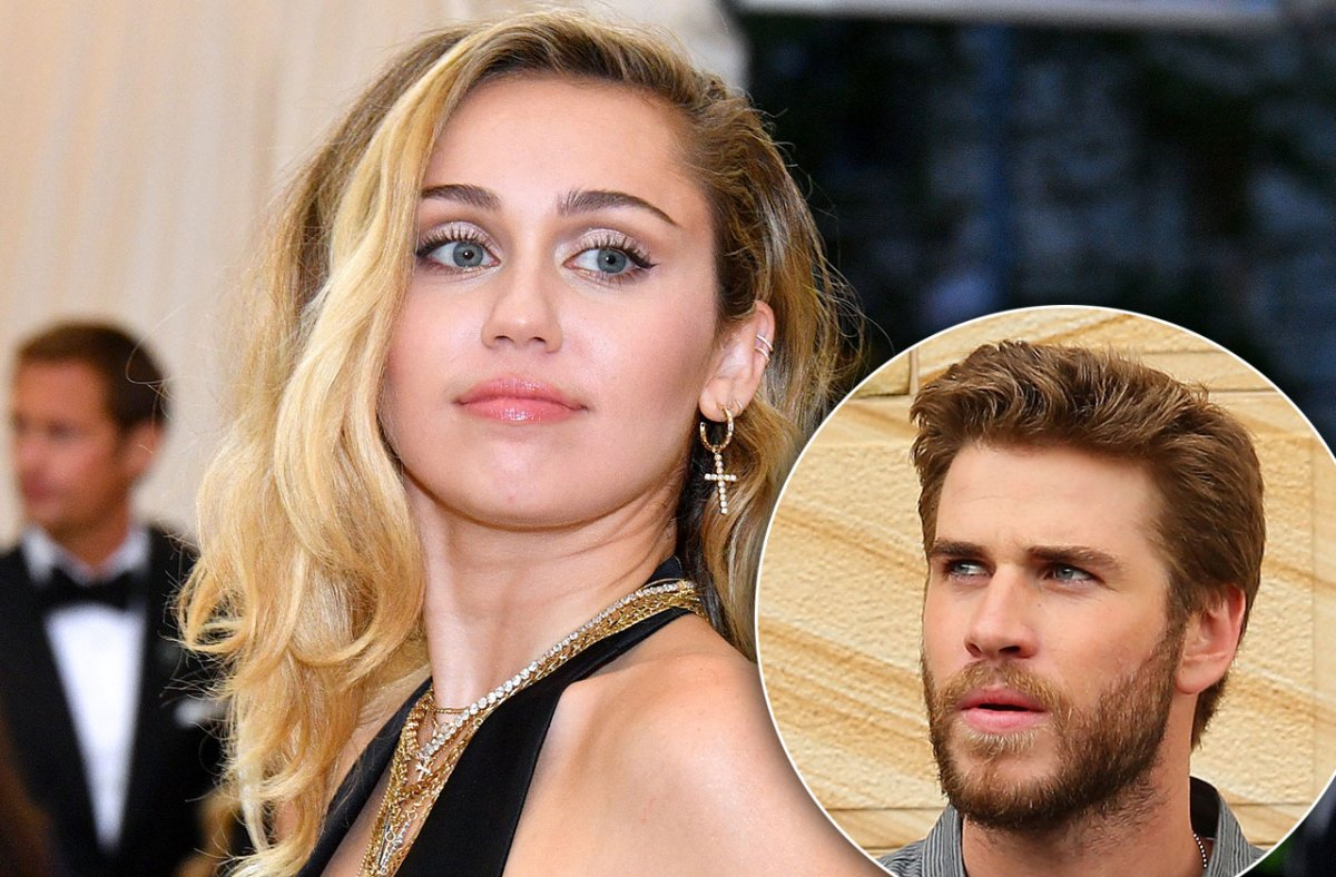 Miley Cyrus Admits She's Smoking Weed Again After Getting Sober For Liam Hemsworth