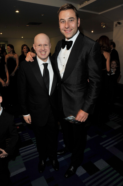 David Walliams and Matt Lucas 'end eight-year feud and plan huge TV comeback'