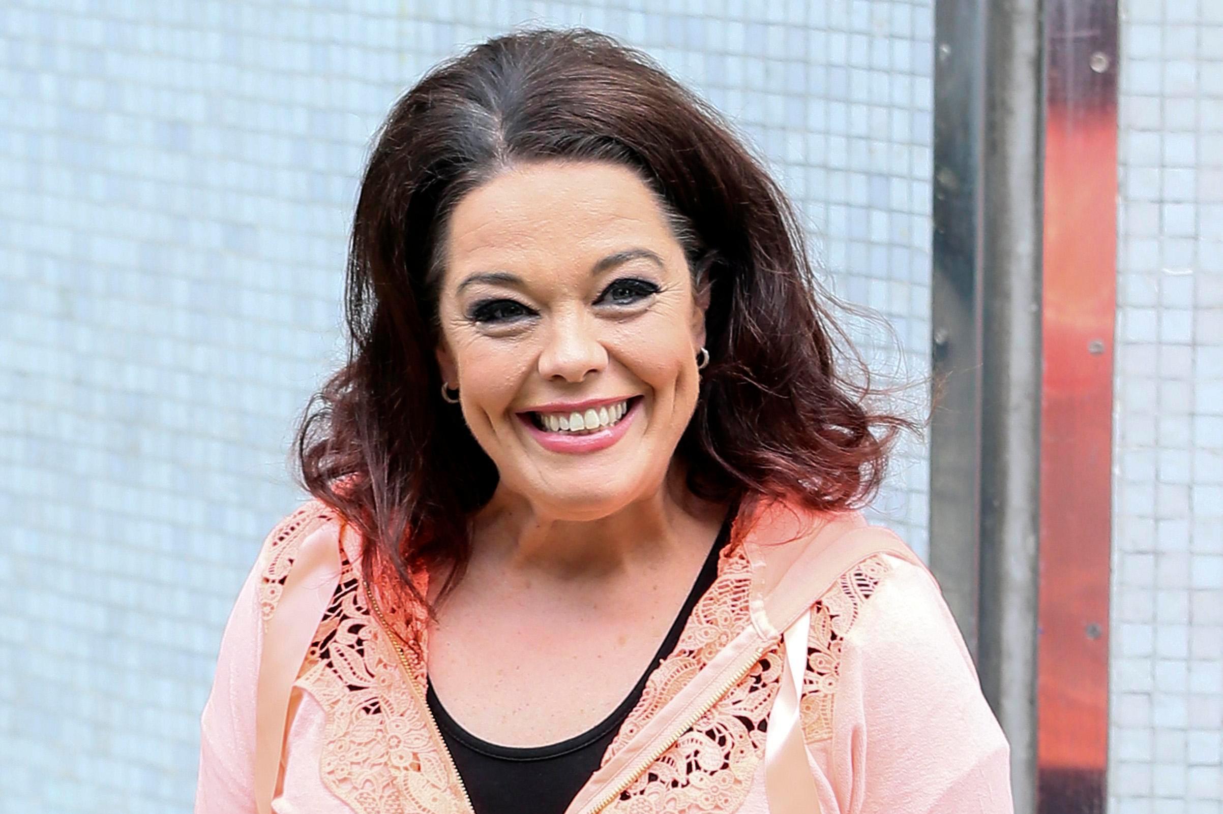 Lisa Riley reveals how she overcame crippling panic attacks for Emmerdale comeback