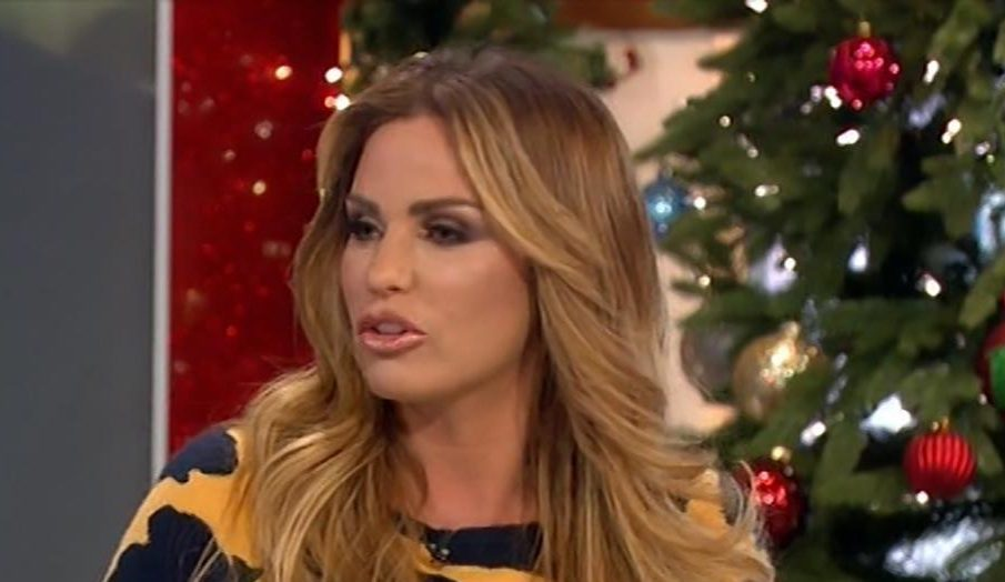 Katie Price put on a spending ban and given an 'allowance' by family after splashing out £6,000 on Christmas decorations