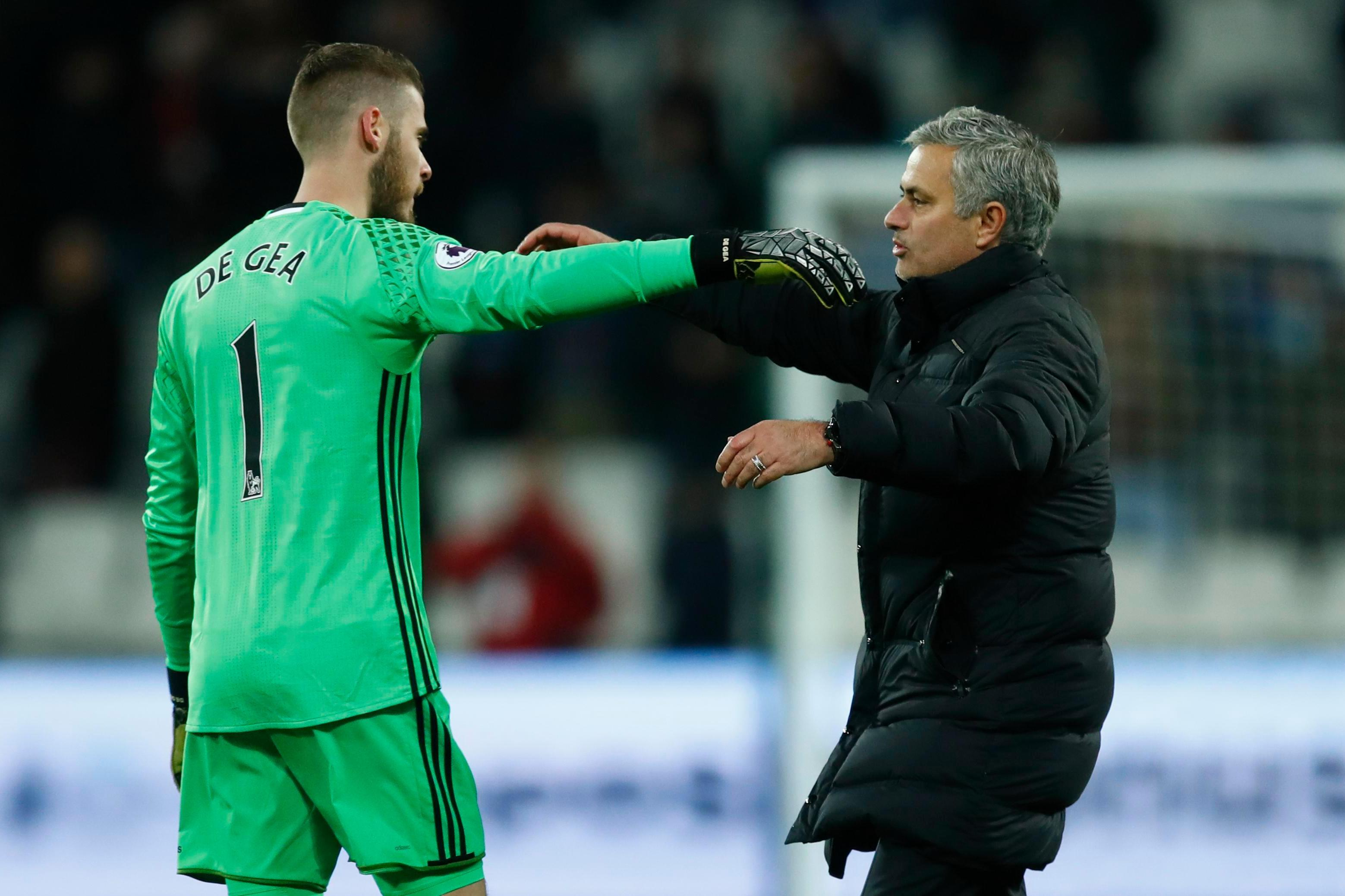 David De Gea backs Jose Mourinho and blames Manchester United's flop players for poor season