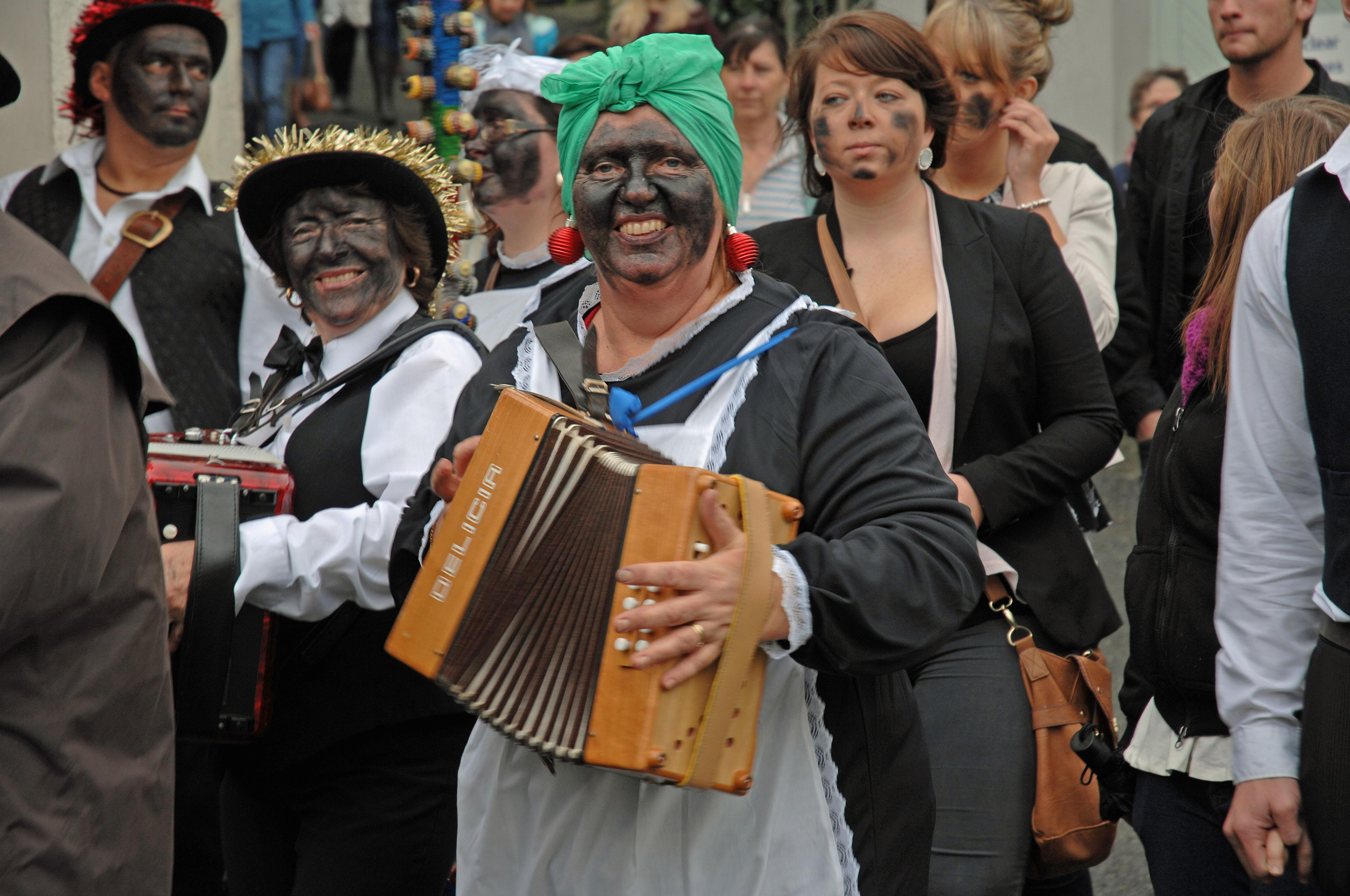 What date is Mummer's Day 2018, what's the Cornish festival about and why is it controversial?