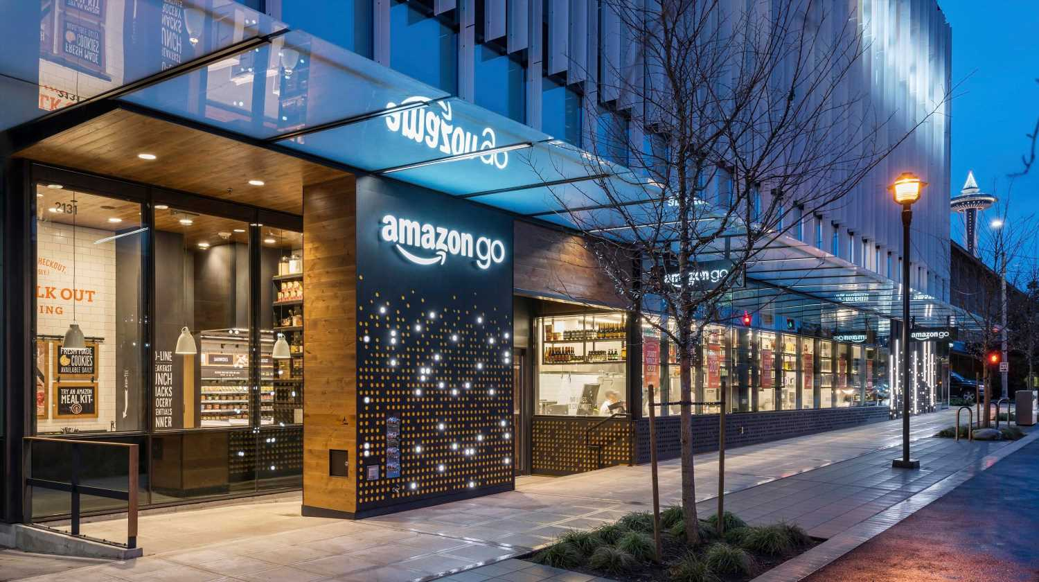 Amazon to open high-tech supermarket with no tills in Britain after launching stores in US