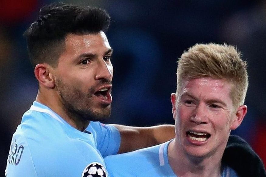 De Bruyne and Aguero in contention for Man City return but Pep reveals he's sweating over John Stones