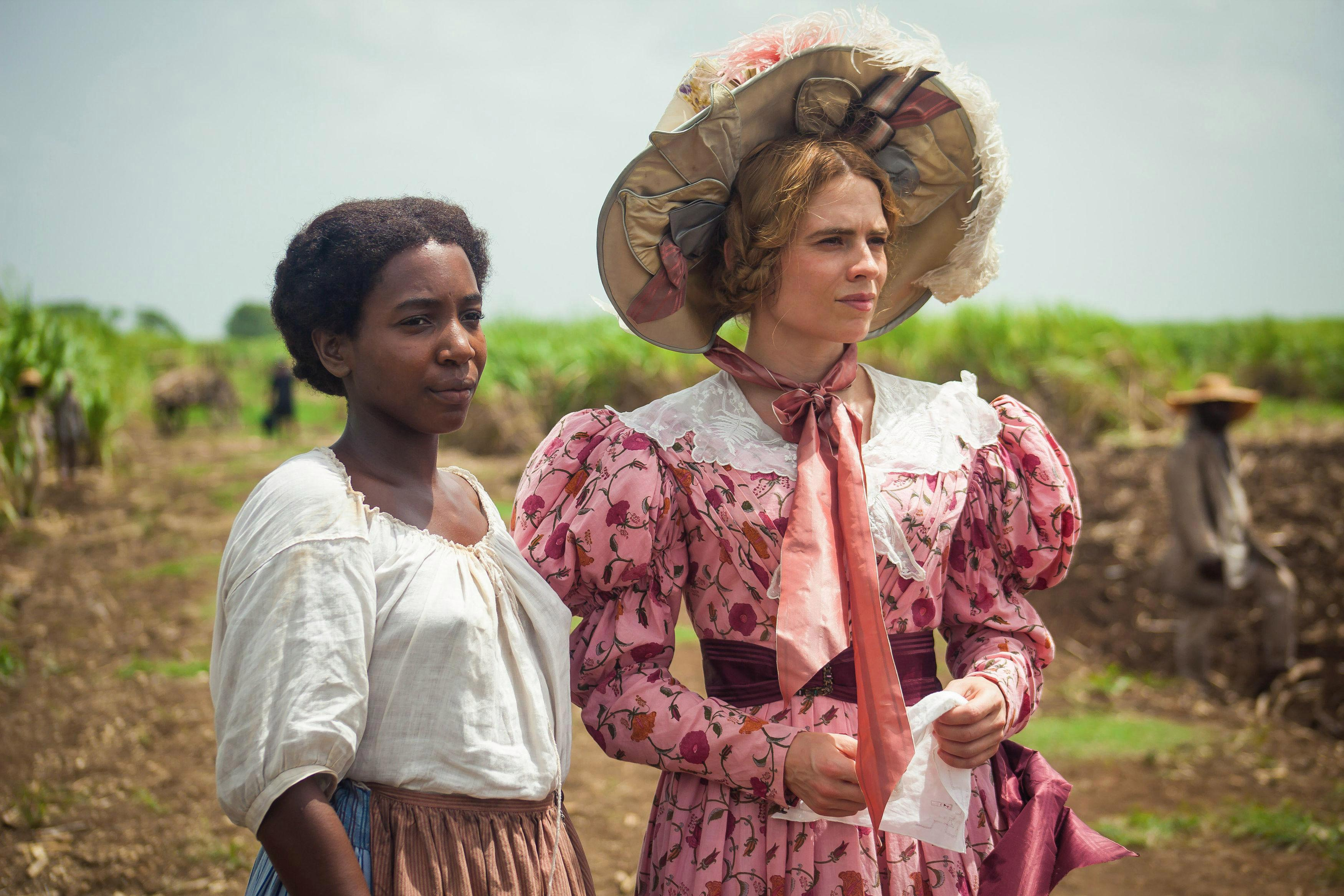 When does The Long Song start on BBC One, who's in the cast with Hayley Atwell and what's it about?