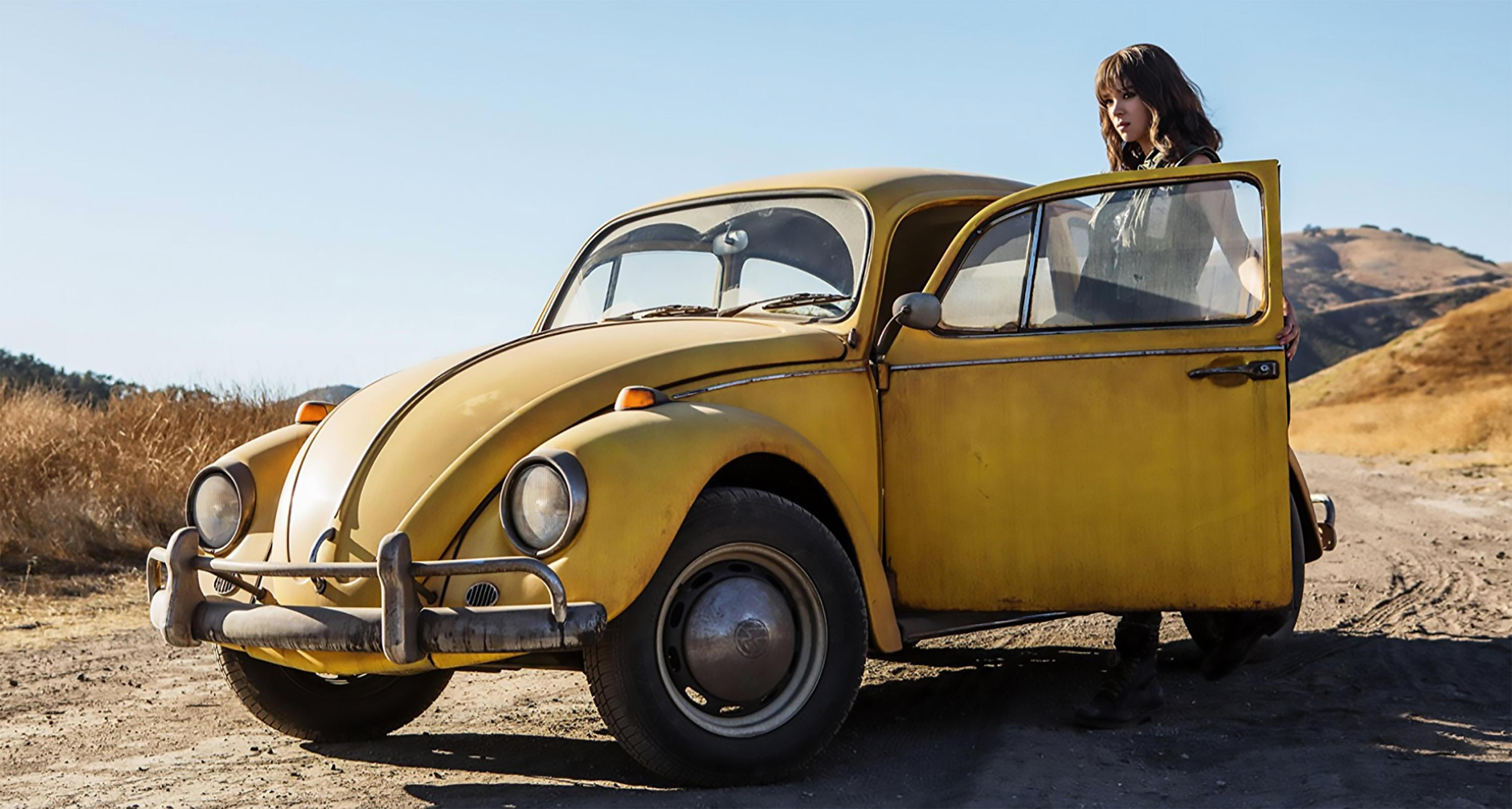 When will Bumblebee be released in the UK, who's in the cast with Hailee Steinfeld and what's the film about?