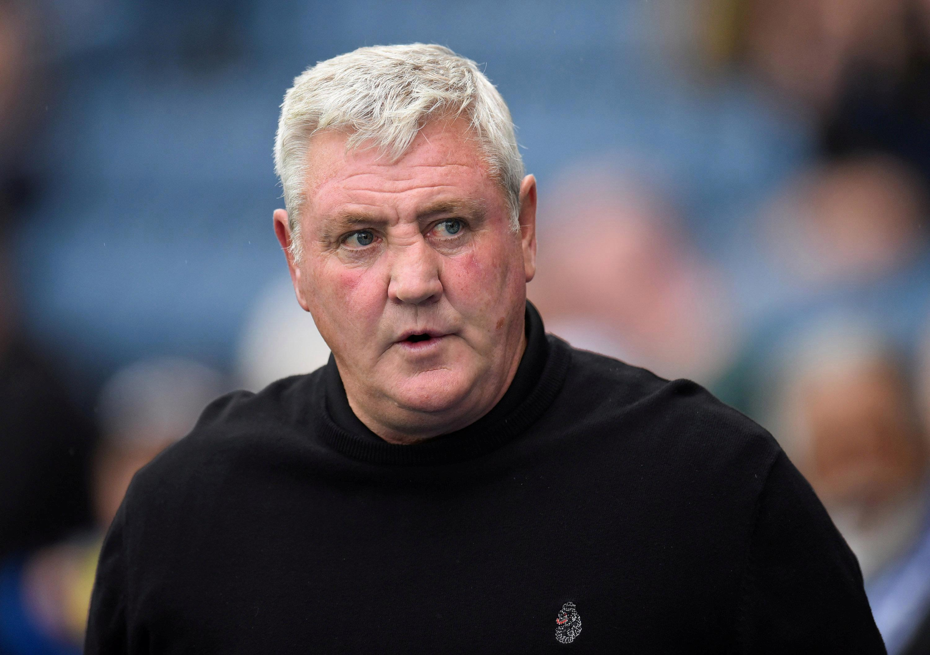 Next Reading manager: Steve Bruce is early favourite to replace Paul Clement