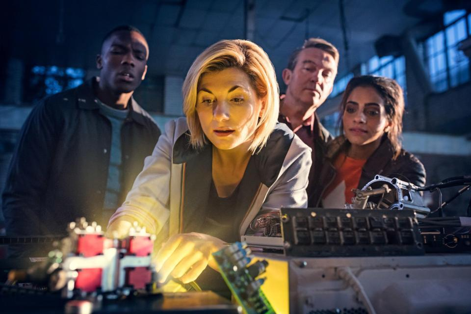 Why has the Doctor Who Christmas Special for 2018 been cancelled and when will it be shown?