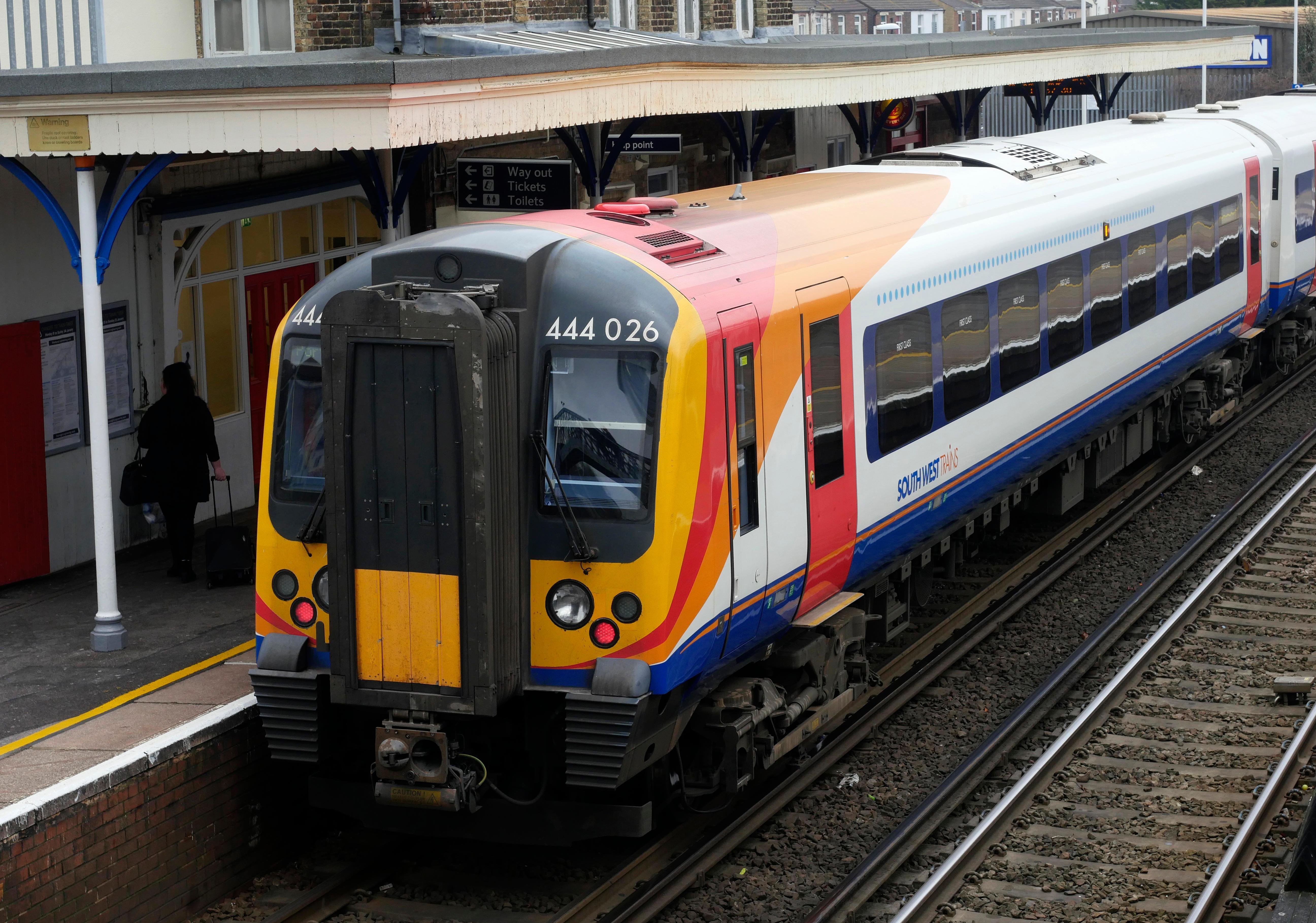 Rail companies will run trains on same routes from April in a bid to increase competition and drive down fares