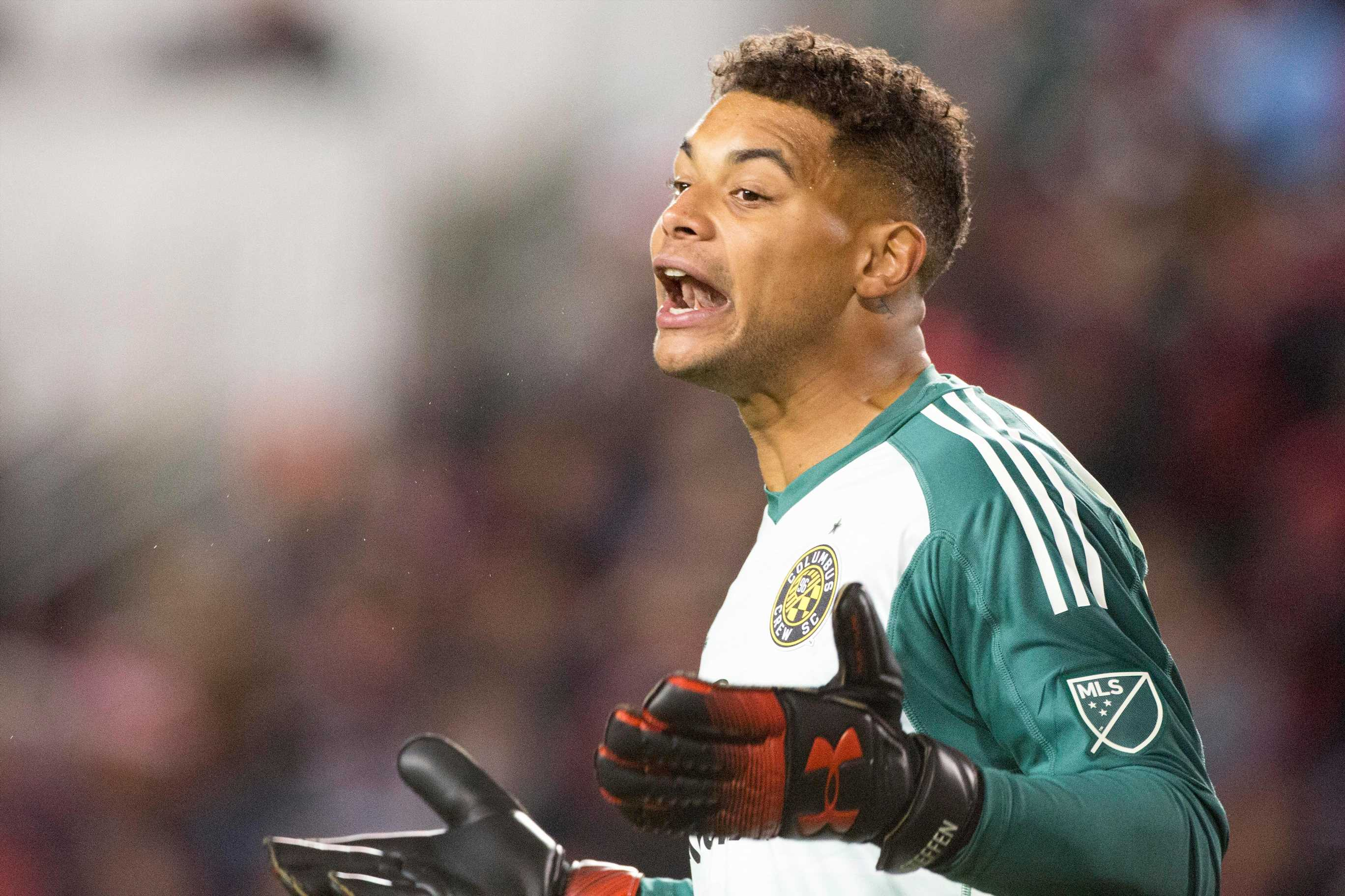 Man City close in on £6million USA goalkeeper Zack Steffen set to go out on loan