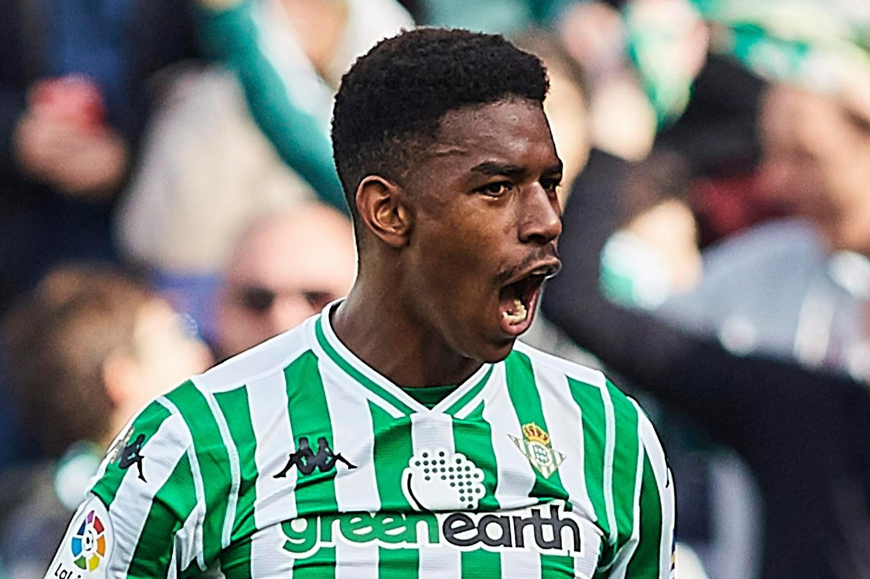 Arsenal and Man City joined by Newcastle and Crystal Palace in race for Real Betis ace Junior Firpo
