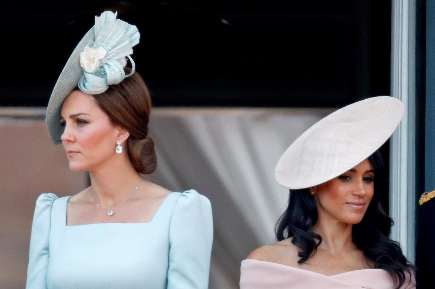 Meghan Markle and Kate Middleton risk 'devastating' future of monarchy if they don't 'heal major tiff', royal commentator says