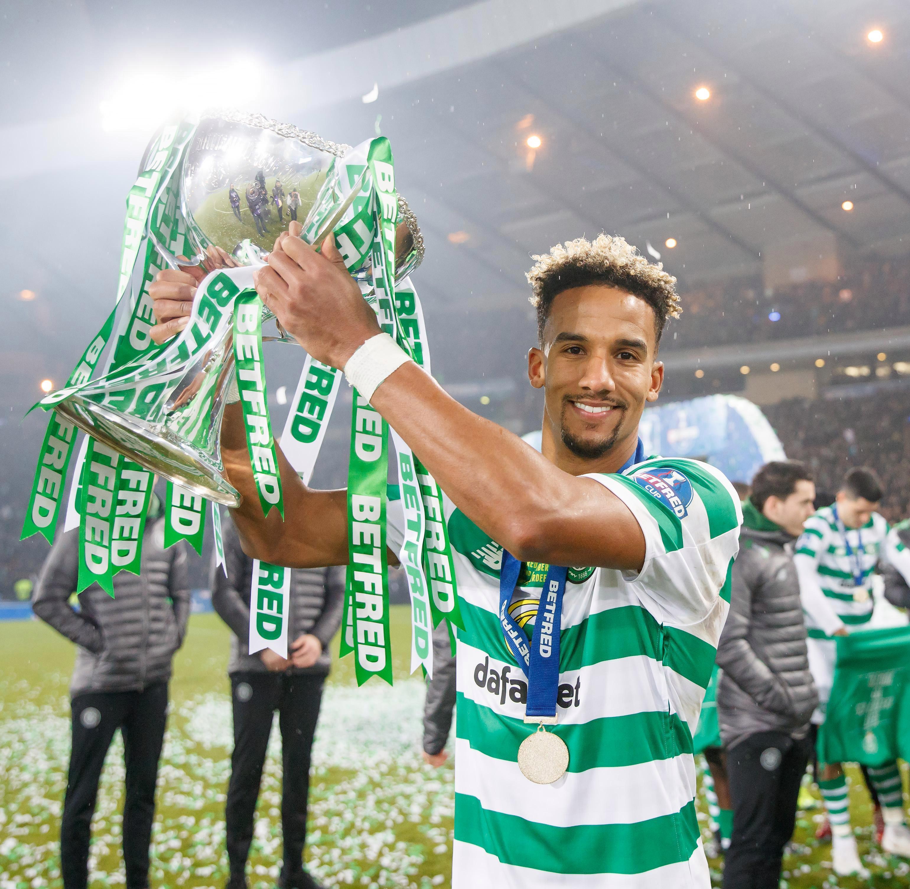 Celtic's Scott Sinclair suffers racist abuse from Aberdeen fan during Betfred Cup final at Hampden