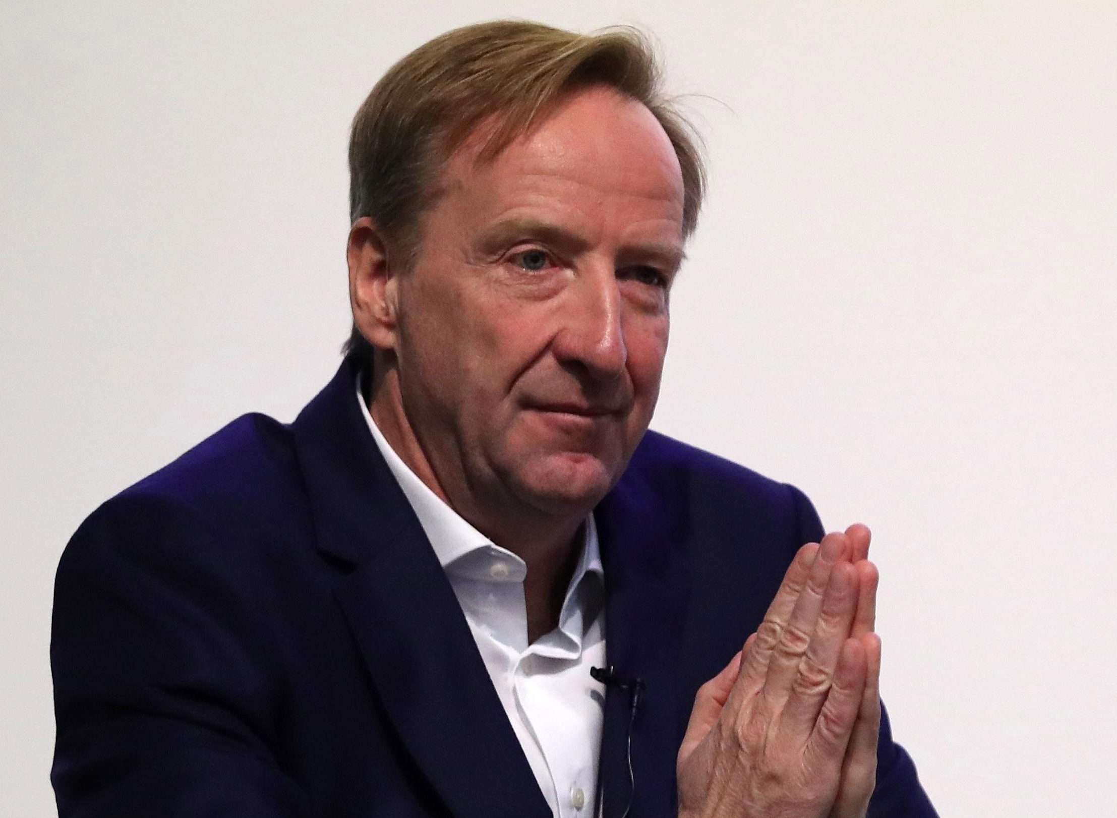 MI6 boss Alex Younger warns the UK must develop groundbreaking mobile technology or risk being at China's mercy