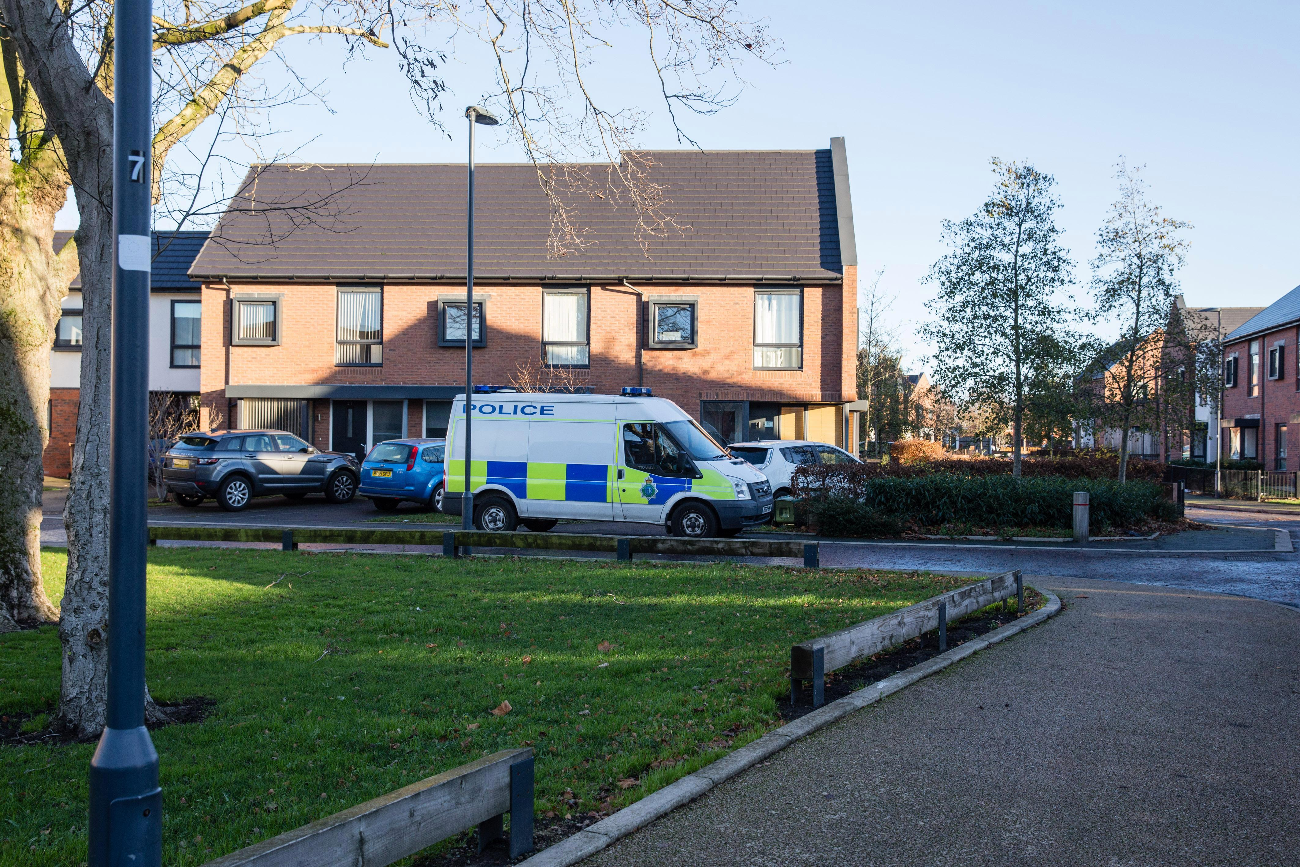 Girl, 13, found dead in home as police probe 'unexplained' tragedy