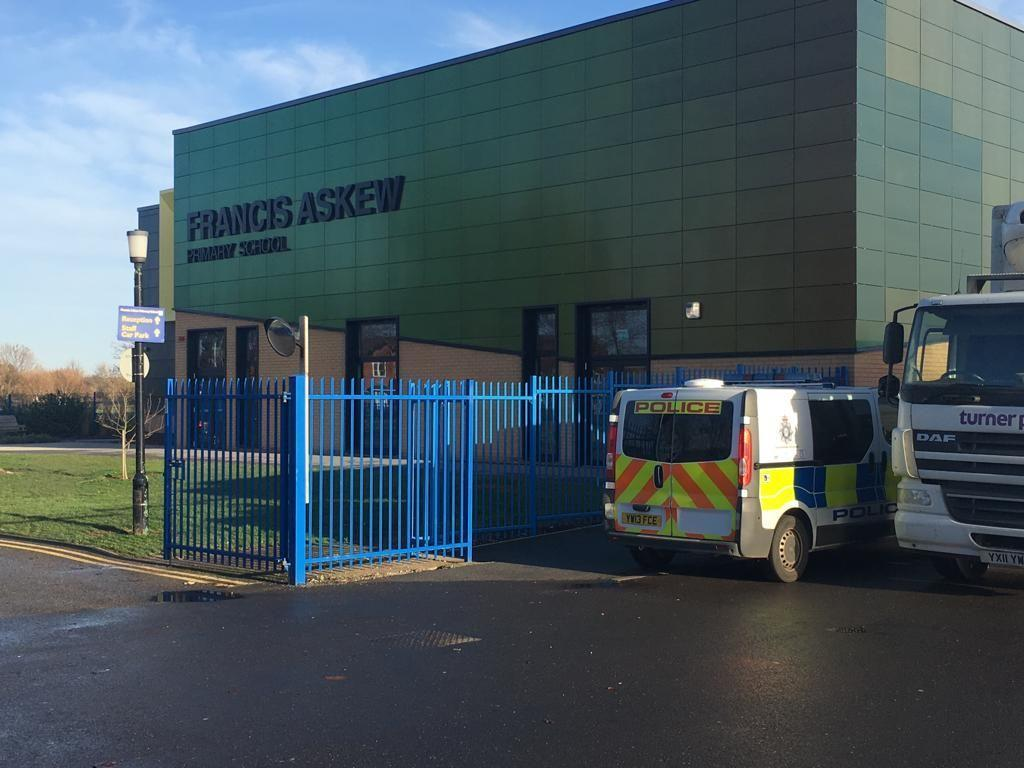 Dad ARRESTED for trying to take his 'bullied' son, 8, out of primary school