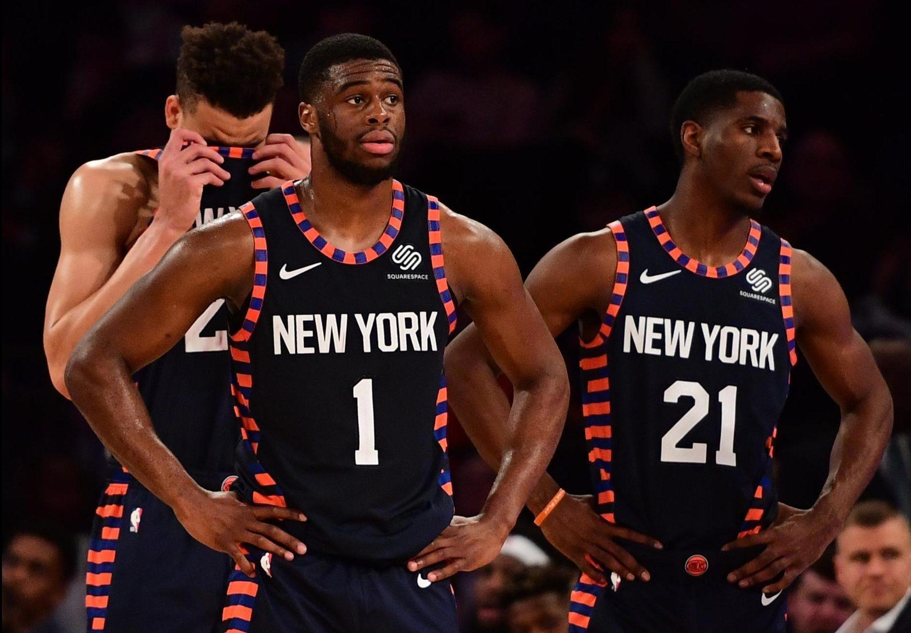 Grant Hill thinks NBA superstars still want to play for New York despite Knicks' barren run