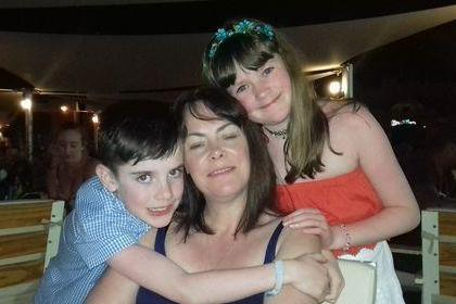 Mum, 46, dies of mystery illness just 12 days after falling ill with flu-like symptoms