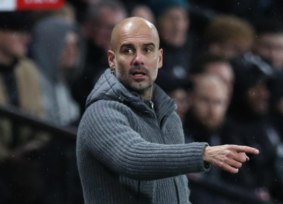 Pep Guardiola dismisses Uefa threat over Man City being banned for flouting FFP rules