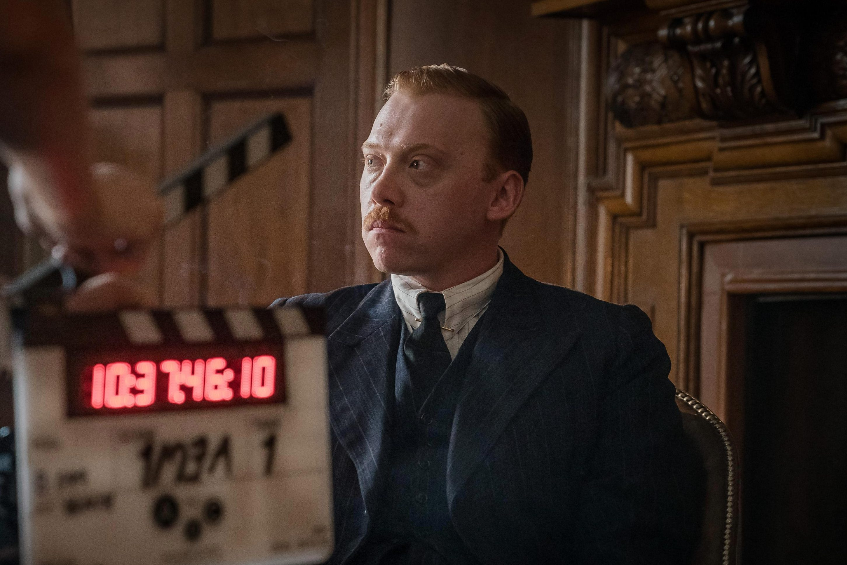 Who's in The ABC Murders cast? John Malkovich, Rupert Grint, Shirley Henderson, Kevin McNally, Gregor Fisher and Jack Farthing star