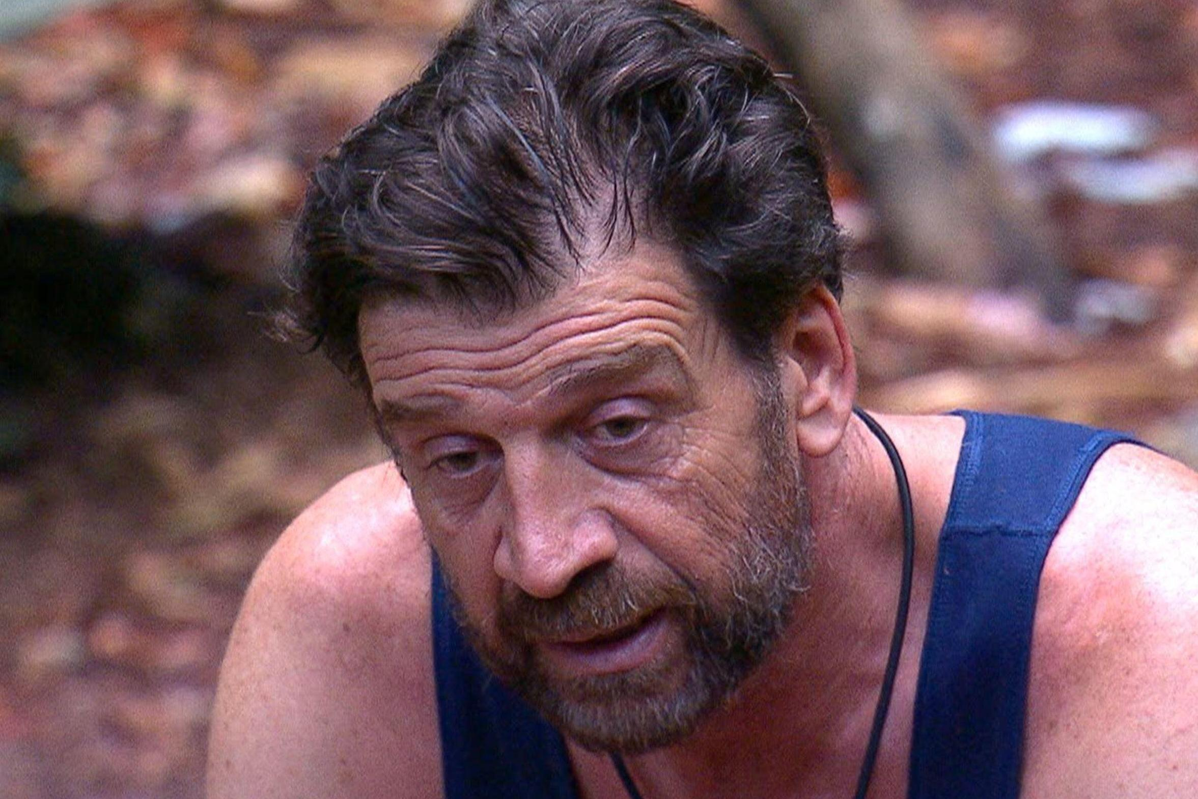 Nick Knowles sparks secret medical emergency rumours in I'm A Celeb camp as he begs to see doctor during Anne's eviction
