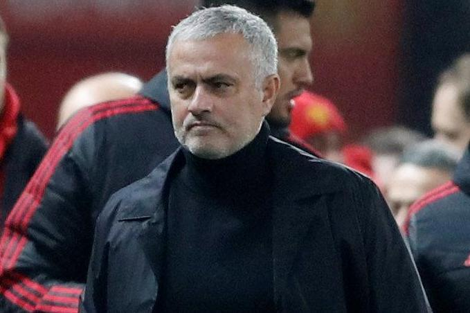 Jose warns Man Utd stars they're out if they don't give their all as he drops Pogba and Lukaku