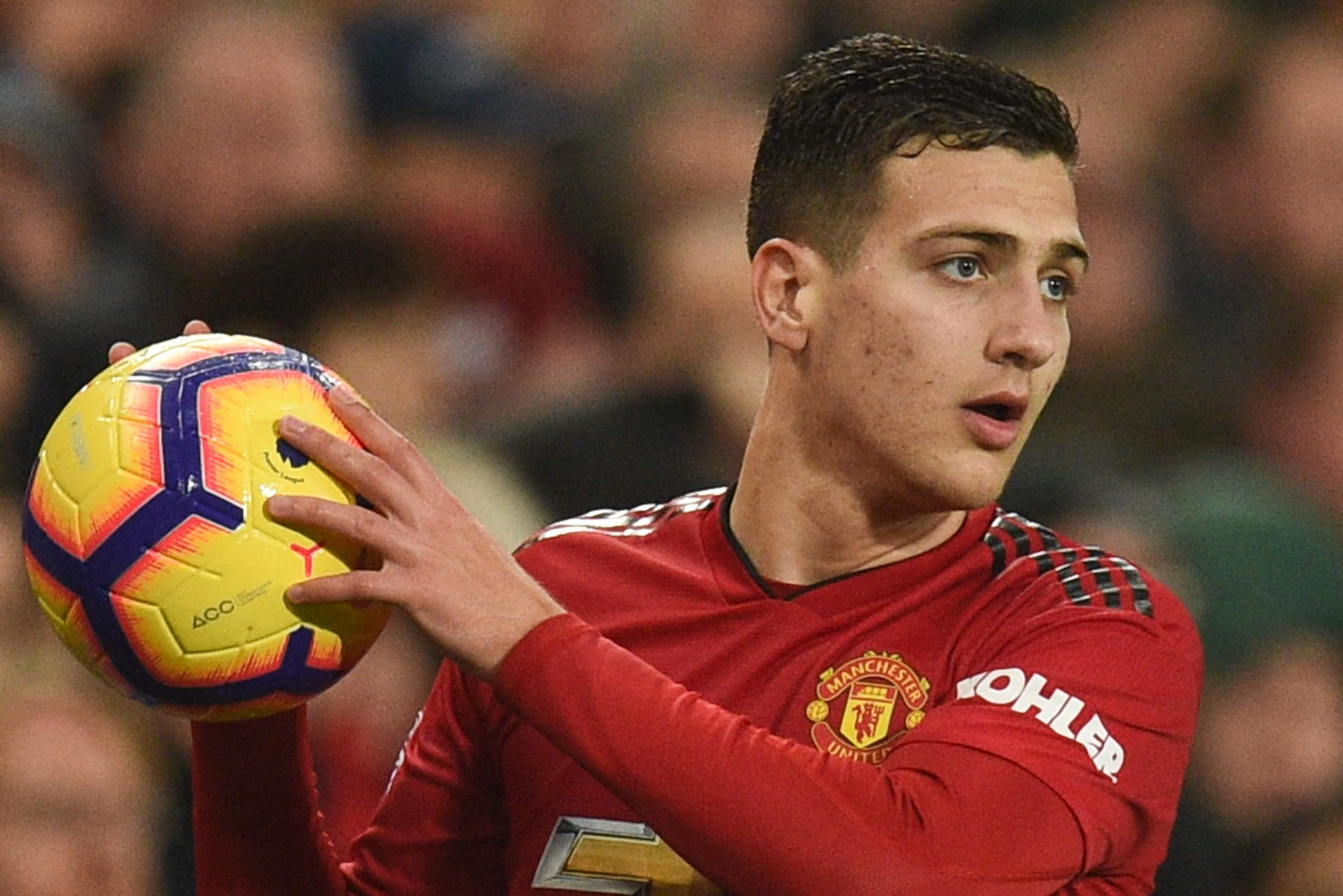 Man United have a right-back even Gary Neville can be proud of in Diogo Dalot, claims Jose Mourinho