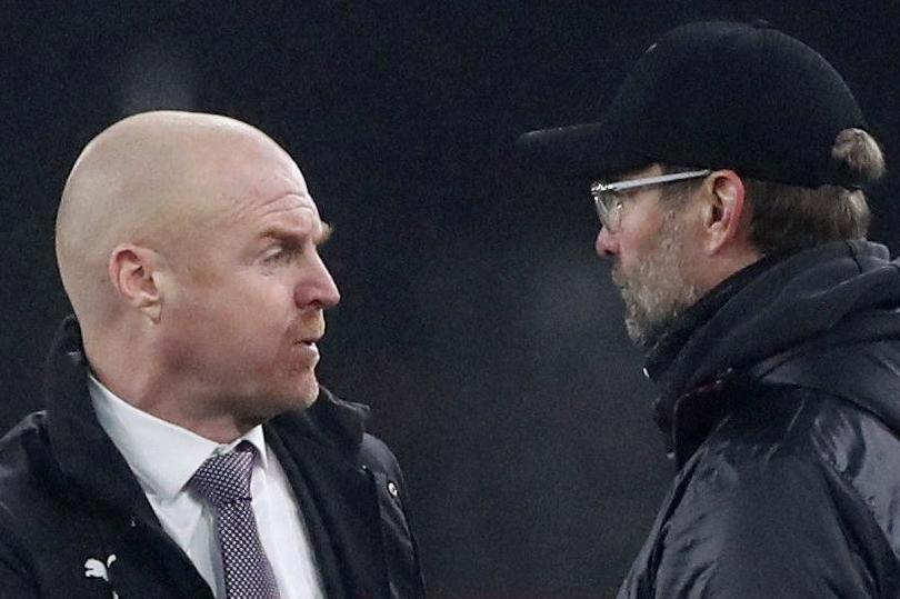 Burnley boss Sean Dyche blasts Liverpool star Daniel Sturridge as a cheat after bust-up with Jurgen Klopp