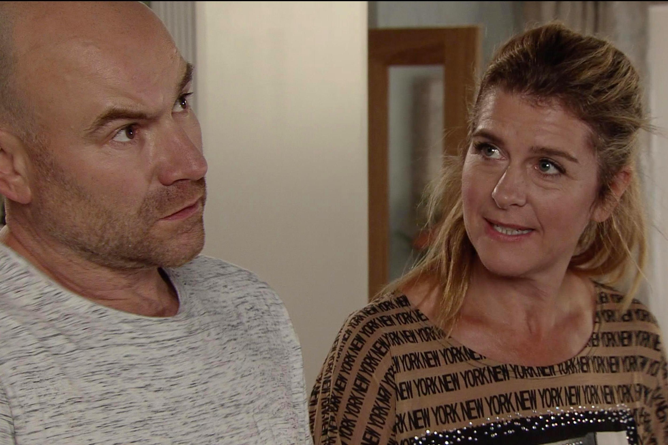 Coronation Street spoilers: Gina Seddon takes down Duncan Radfield to make amends with Sally Metcalfe after sleeping with her husband Tim