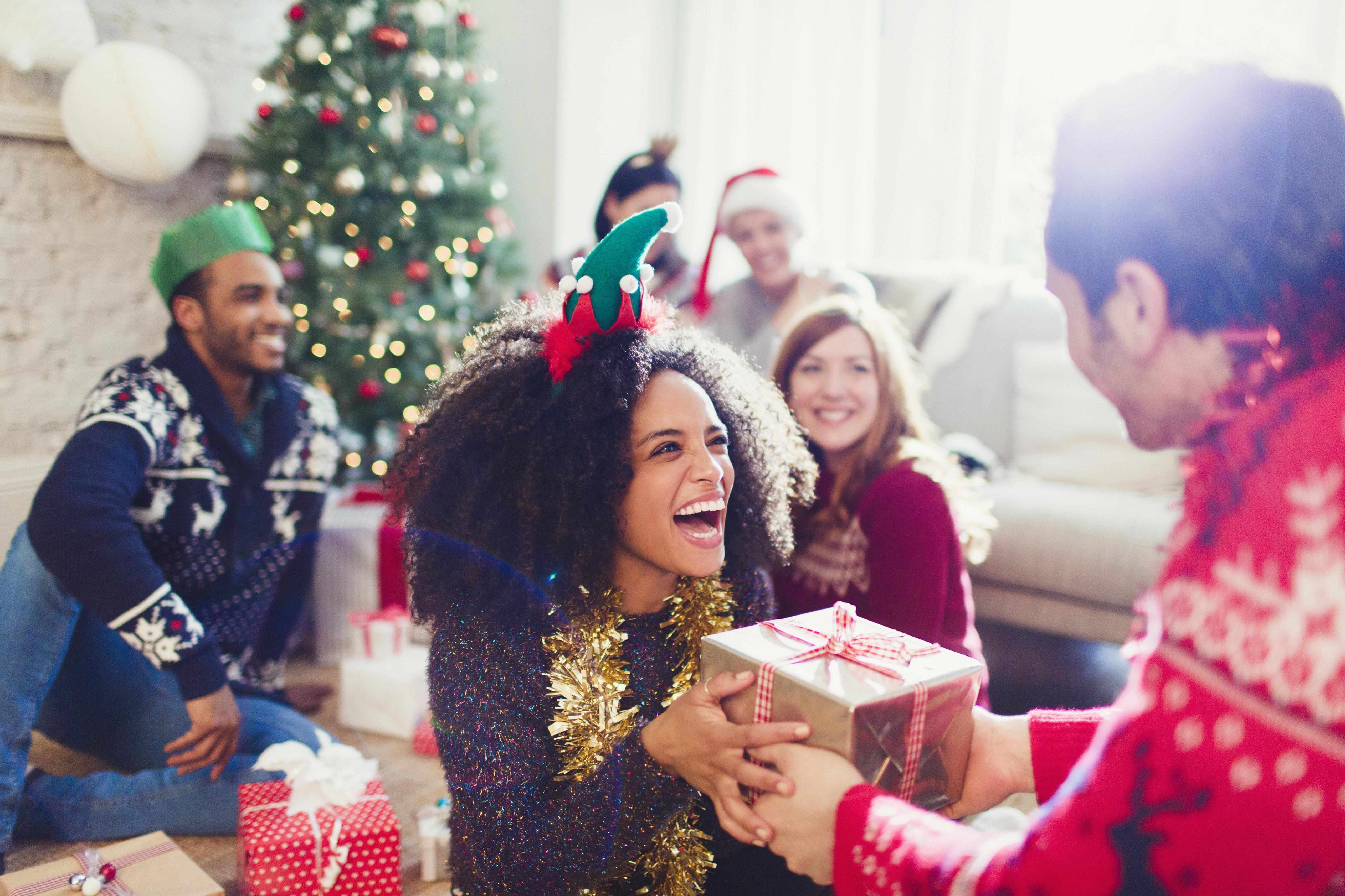 Never regift an unwanted present and stay away from gift vouchers… etiquette expert reveals the dos and don'ts of Christmas presents