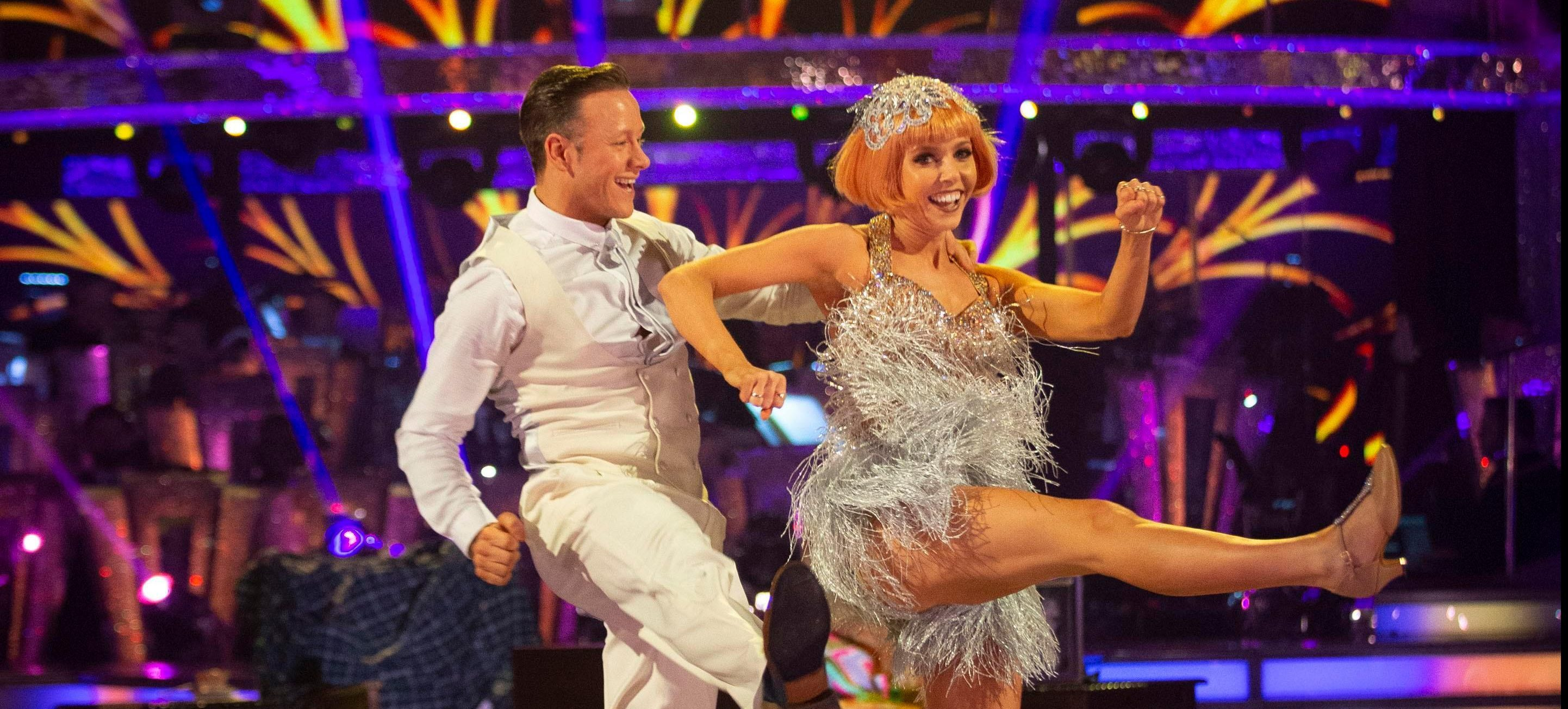 Stacey Dooley's Strictly win at risk as Kevin Clifton admits he 'crumbles under pressure' in finals