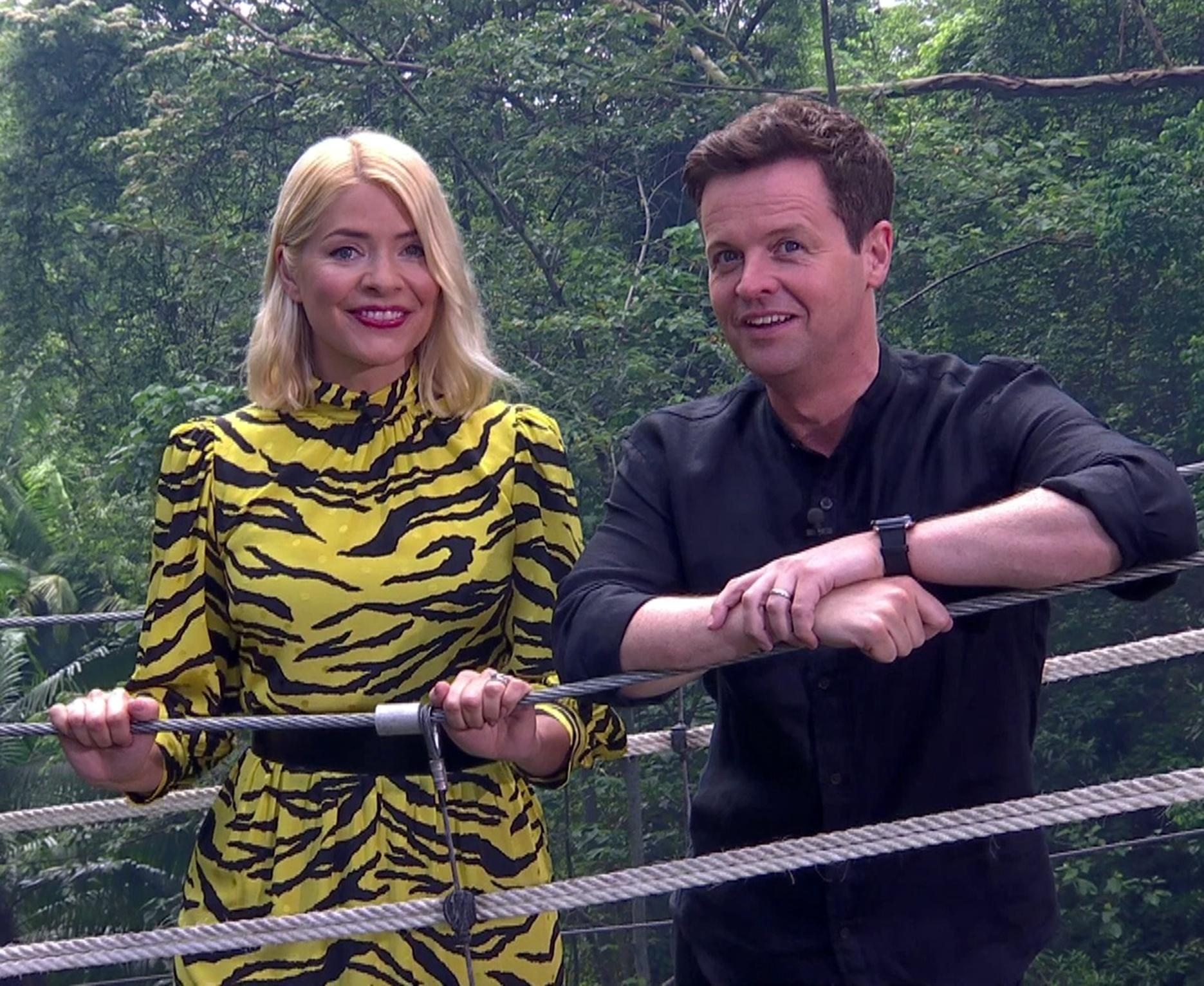 Holly Willoughby won't be returning to This Morning until 2019 after I'm A Celebrity stint