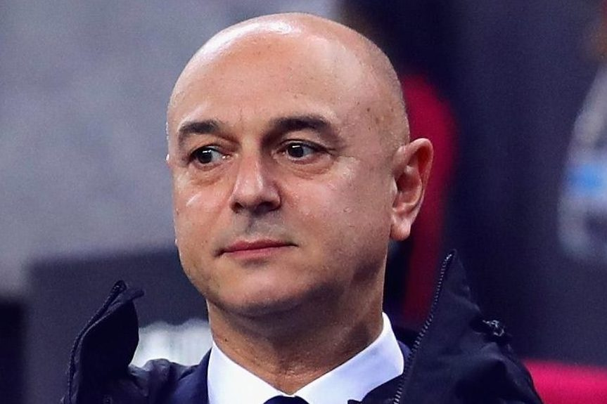 Spurs chief Daniel Levy apologises to fans after yet another stadium setback