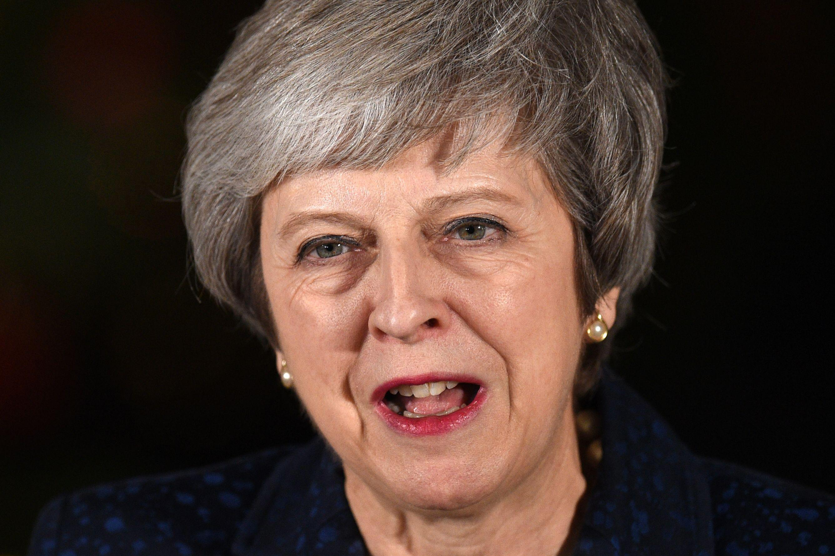 Theresa May MUST now take the DUP's Brexit concerns seriously as their votes are vital to her survival