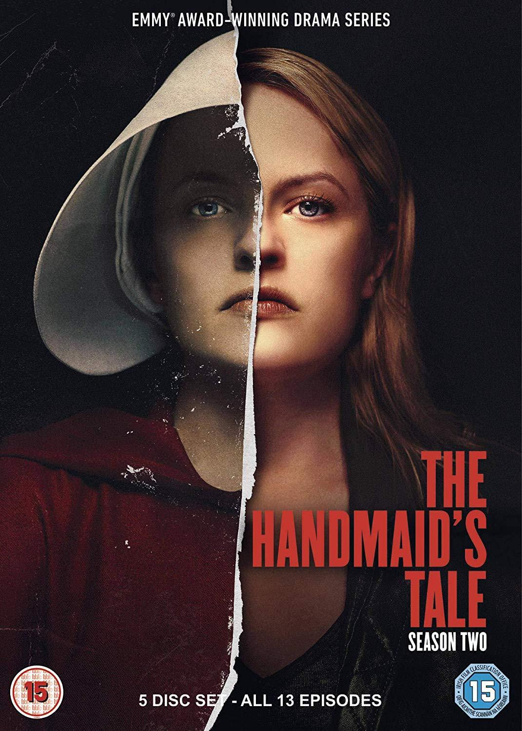 This week's DVDs picks: From The Handmaid's Tale to perversion in Orgies Of Edo