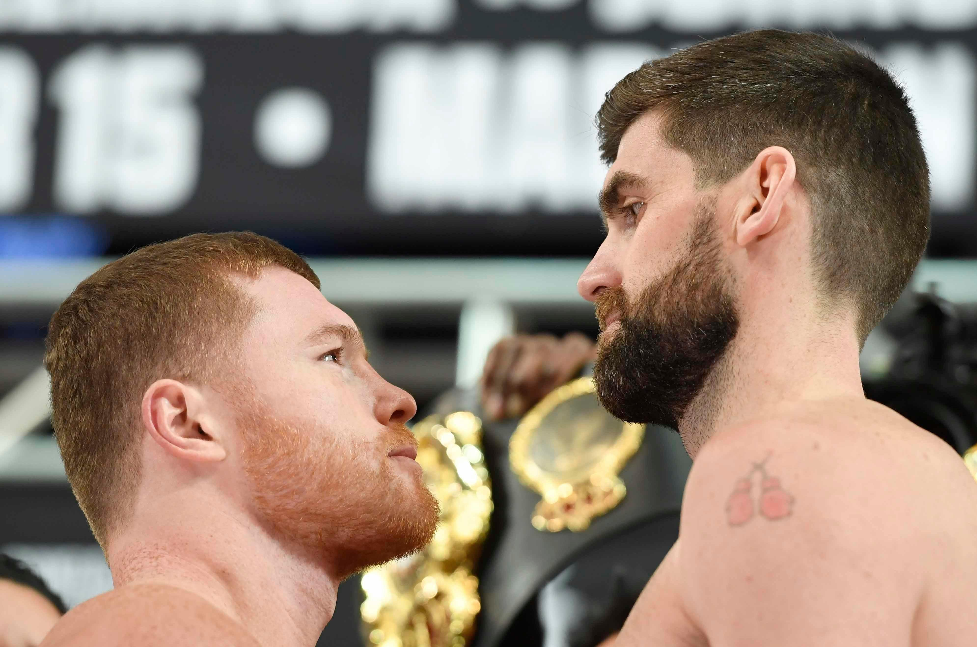 Canelo Alvarez vs Rocky Fielding: UK start time, live stream, TV channel and full undercard for TONIGHT'S massive fight