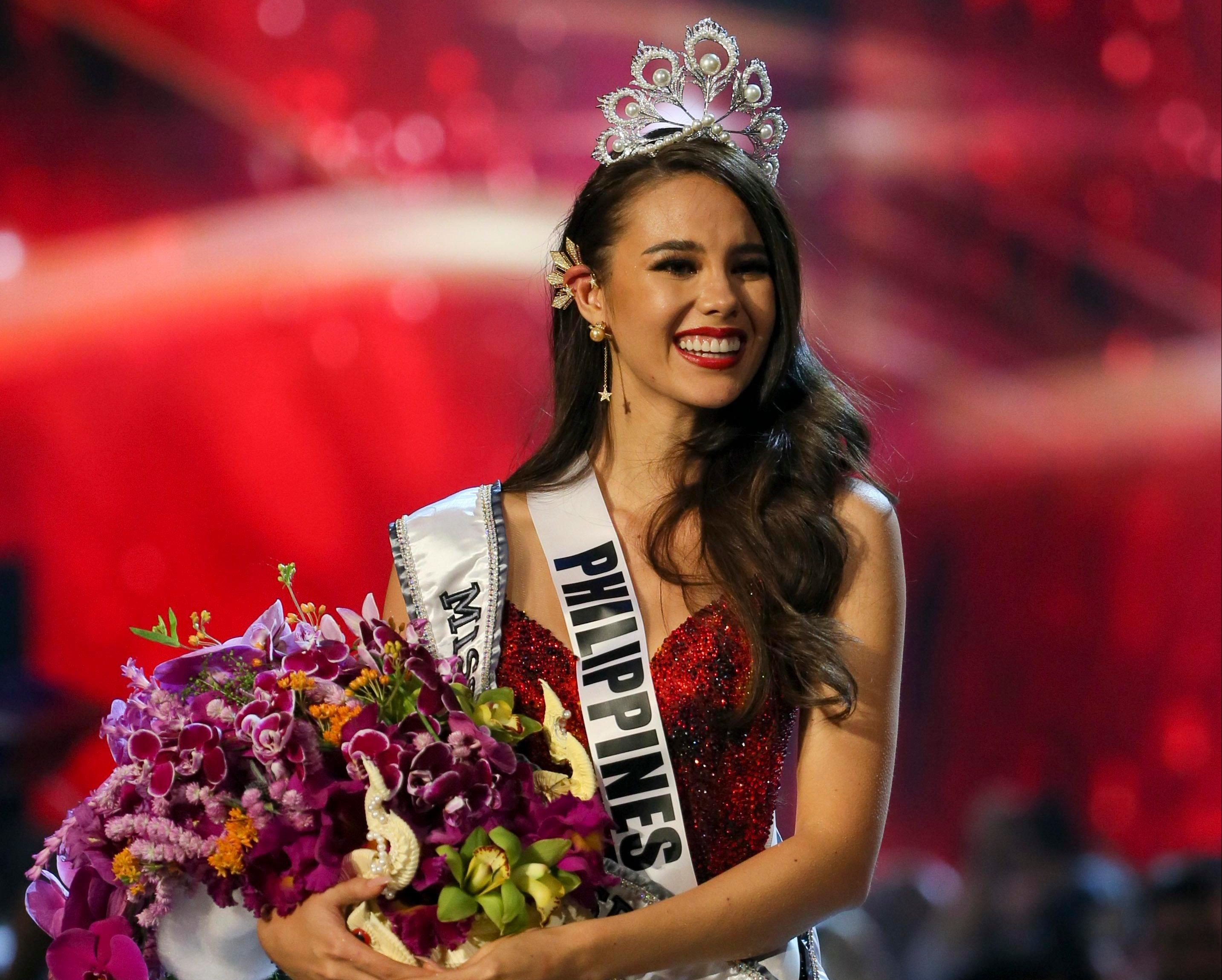 Who is Miss Universe 2018 Catriona Gray, does the Miss Philippines have a boyfriend and who are her parents?