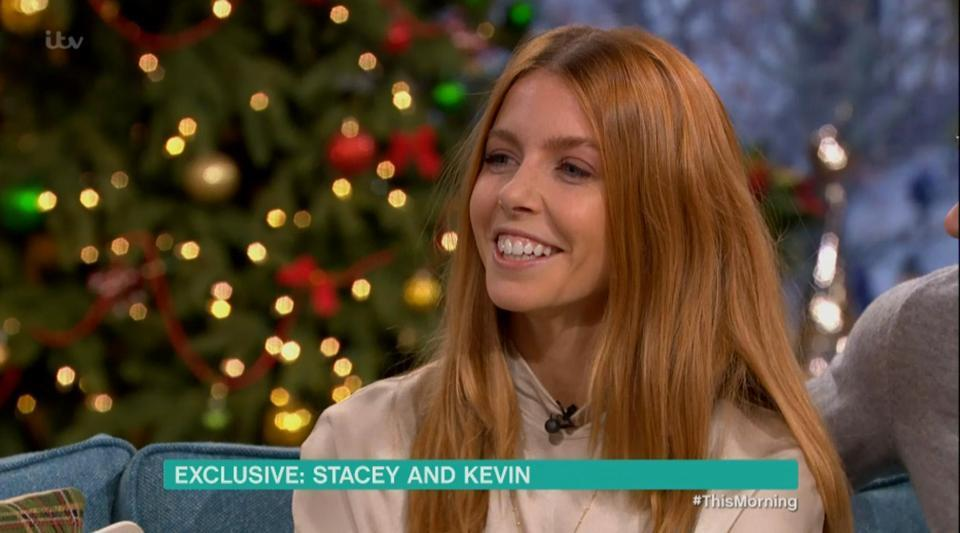 Strictly Come Dancing's Stacey Dooley wishes she'd been wearing 'lacy knickers' when she flashed her pants on final show