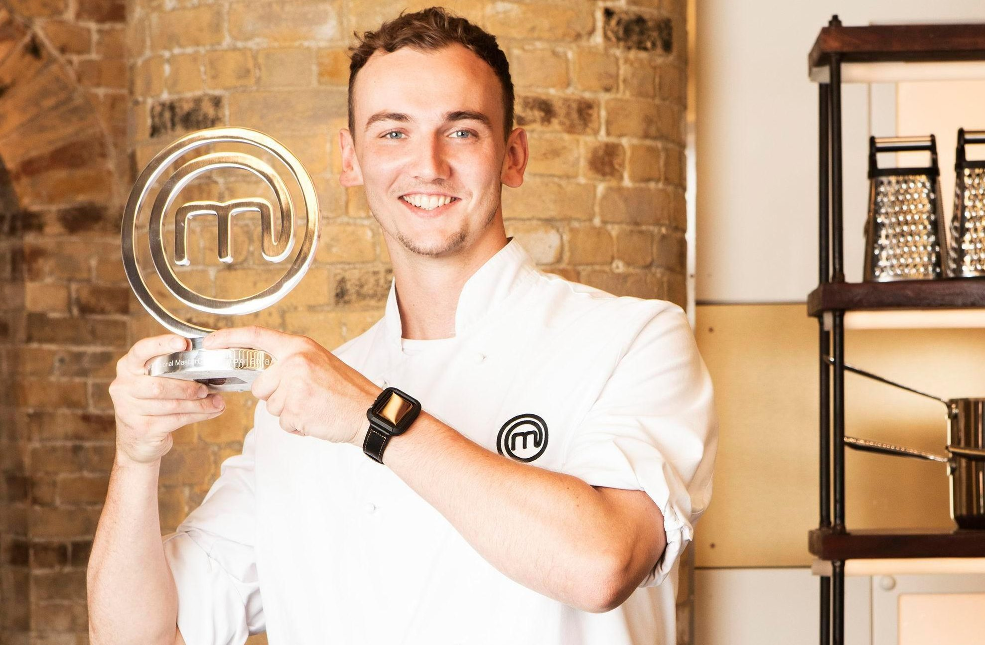Who is Laurence Henry? MasterChef: The Professionals WINNER and sous chef at Michelin star restaurant in Nottingham