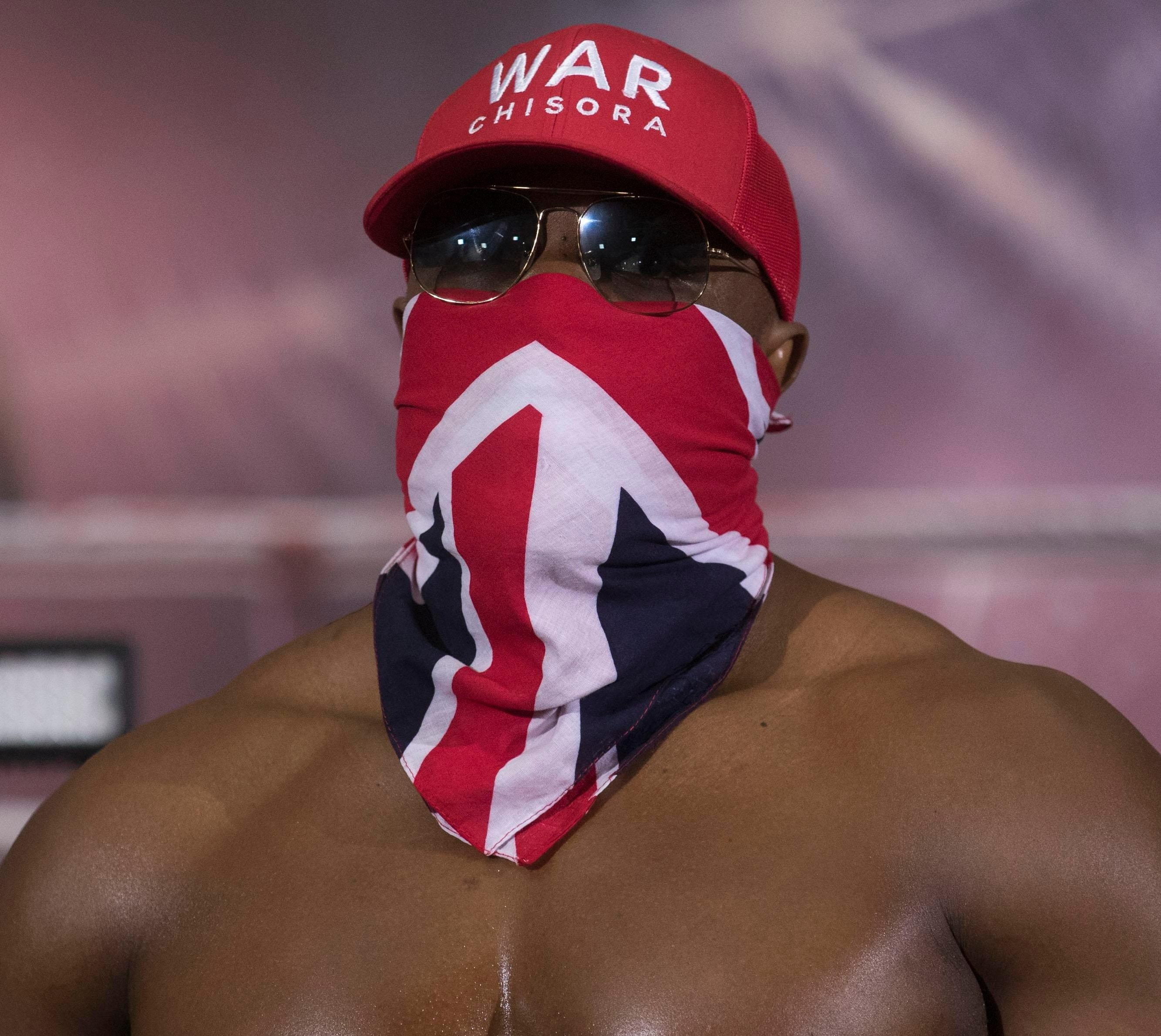 Whyte vs Chisora 2 live stream: How to watch TONIGHT'S explosive heavyweight fight