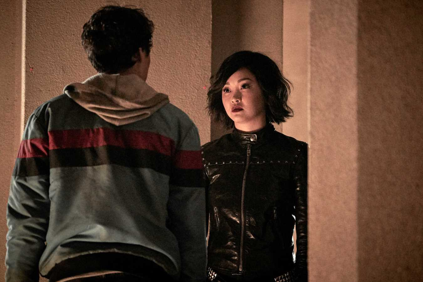 Syfy's Deadly Class premiere with Lana Condor debuts online
