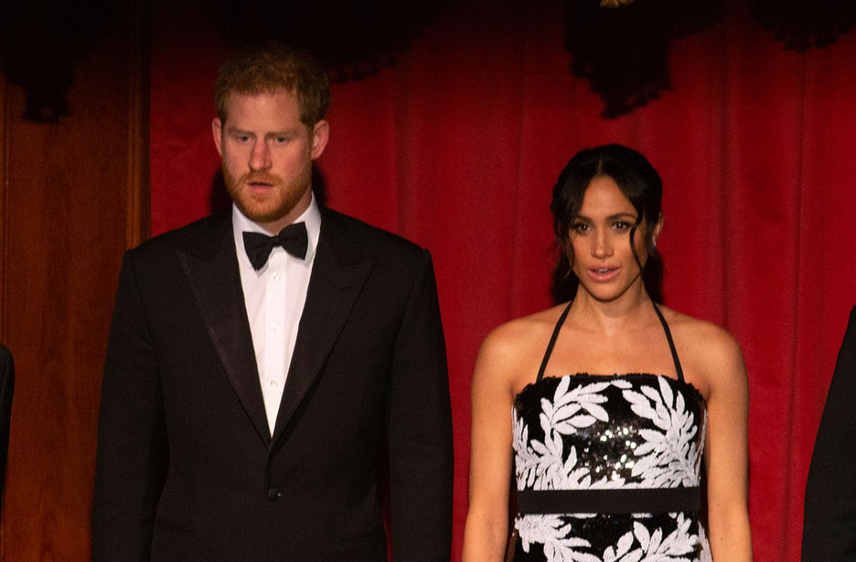 Neo-Nazis Threaten Prince Harry's Life, Call Him 'Race-Traitor' For Marrying Meghan