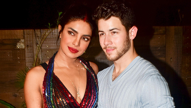 Nick Jonas Carries Bride Priyanka Chopra In His Arms After Wedding — See Romantic Pic